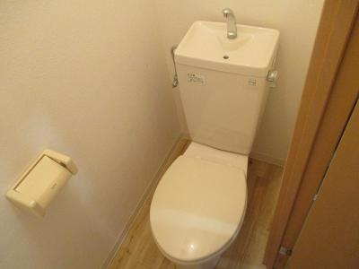 【トイレ】新町ハイツ