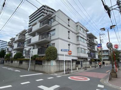 京浜東北線「川口」駅より徒歩約5分と通勤通学に便利です。
