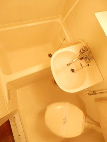 【浴室】Jフラッツ川口本町