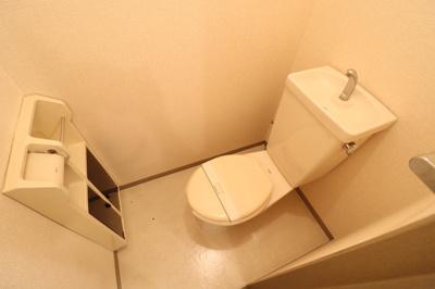 ★トイレ(収納付)★
