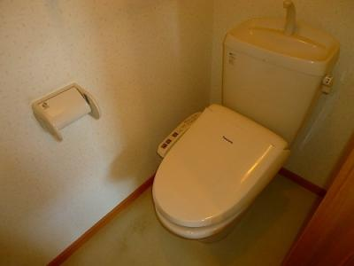 【トイレ】メゾンプラースⅠ