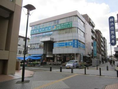 【外観】十日市場駅徒歩2分 貸店舗