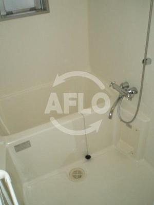 サムティナンバ南 清潔のある浴室