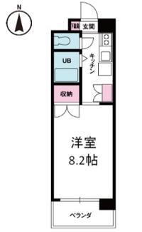 ジョイフル第2朝生田・