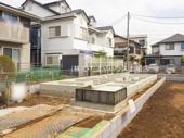 上尾市本町 第21 新築一戸建て ハートフルタウン 02の画像