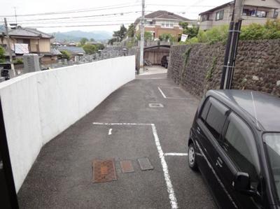 【駐車場】ジョイフル東野