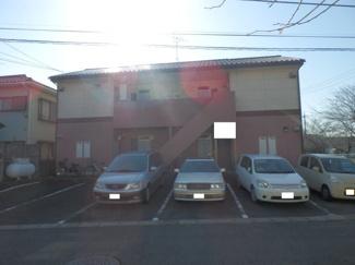 【駐車場】オーシャンハイツ