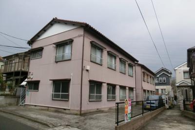 第一小国荘101 2DK 横須賀市平作3丁目