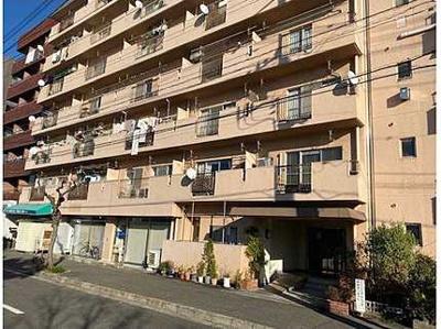 【外観】東カングランドマンション広島