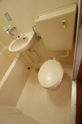 【浴室】メゾン菅谷
