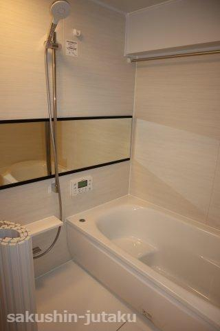 1616ユニットバス(浴室乾燥機完備)にサイズアップ 追炊き可