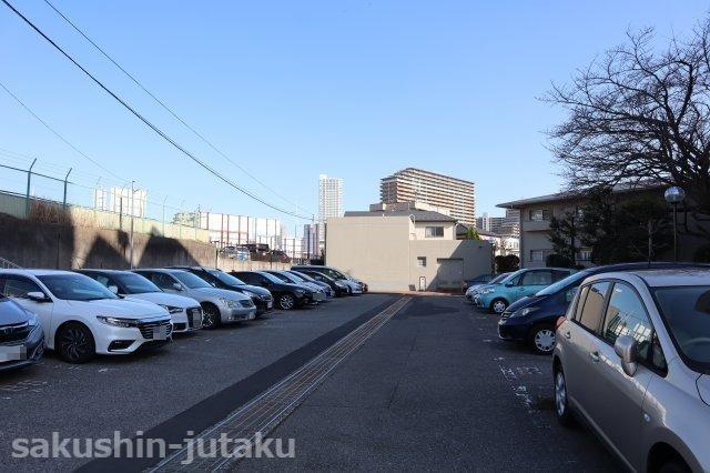 【駐車場】津田沼パークハウスB棟