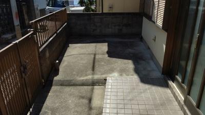 【庭】東浦賀2丁目貸家