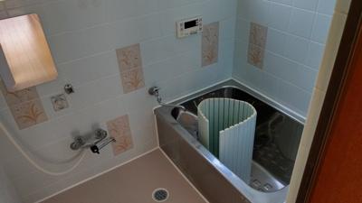 【浴室】東浦賀2丁目貸家