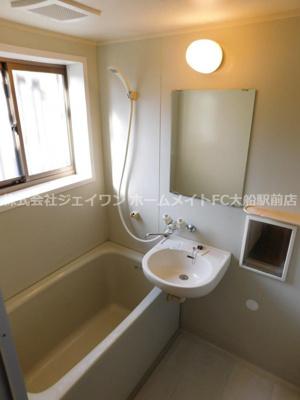 【浴室】サンライズ田谷