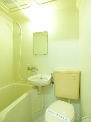 【浴室】パステラージュⅡ