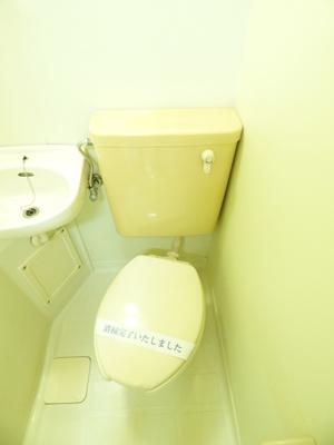 【トイレ】パステラージュⅡ