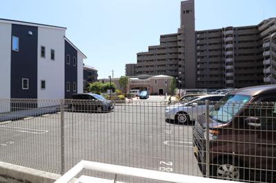 【駐車場】Sereno