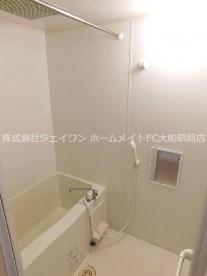 【浴室】キュリアス鎌倉A