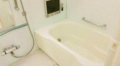 【浴室】パークキューブ茅場町