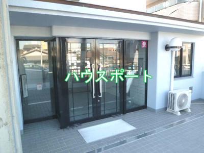 【エントランス】コスモ藤ノ森