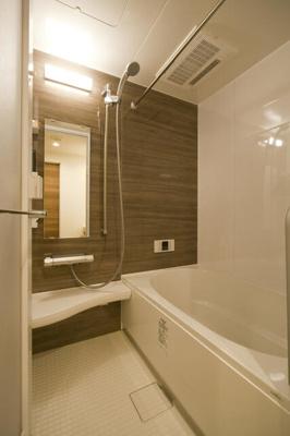 【浴室】サンハイツ平尾