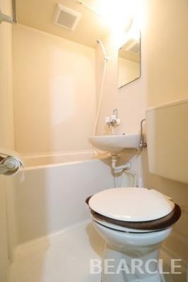 【浴室】サンフローラ