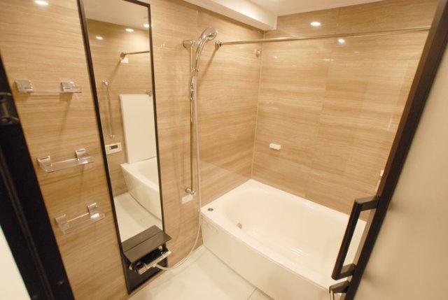【浴室】プレシス市谷台町坂