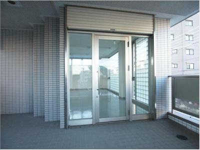 【玄関】十日市場駅徒歩3分 2階部分事務所