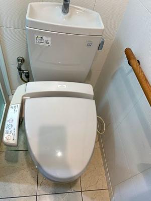 【トイレ】アンピール天神東