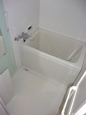 【浴室】プラザ竹留