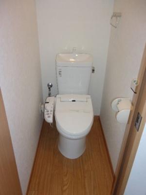 【トイレ】プラザ竹留