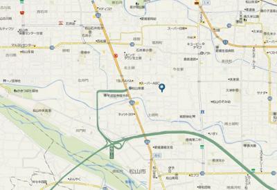 【地図】アルカンシエル・