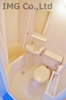 【浴室】飯島ハイツ