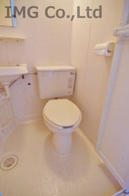 【トイレ】飯島ハイツ