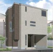 新築一戸建 川崎市中原区上平間の画像