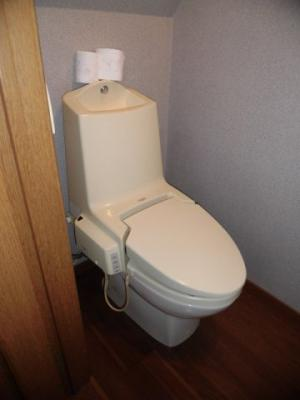 【トイレ】上本町西2丁目戸建住宅