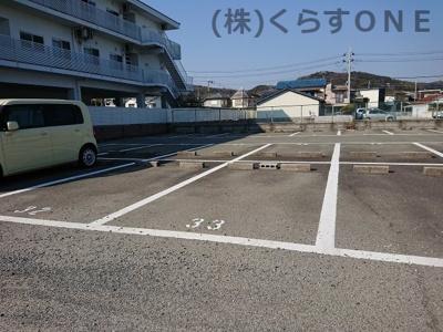 【駐車場】姫路市的形町的形/サンパティック的形