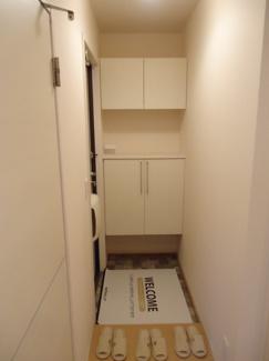 【玄関】パルコート IKE