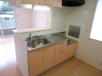 【キッチン】パルコート IKE