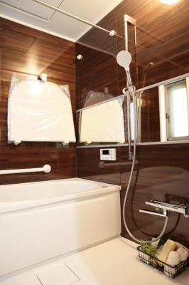 【浴室】クオリア門前仲町 9階 角 部屋 リ ノベーション済 富岡1丁目