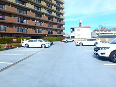 【駐車場】成子坂壱番街
