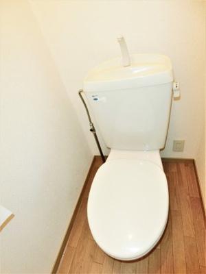【トイレ】パストラル・ドルフⅠ