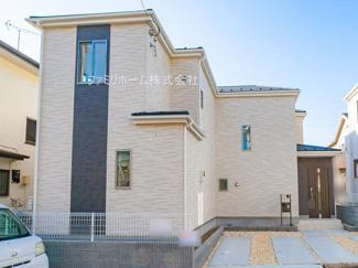 船橋市三咲 新築一戸建 ※外観施工例です。