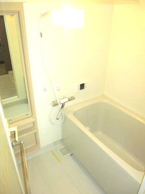 お風呂もクリーニングが入っています。