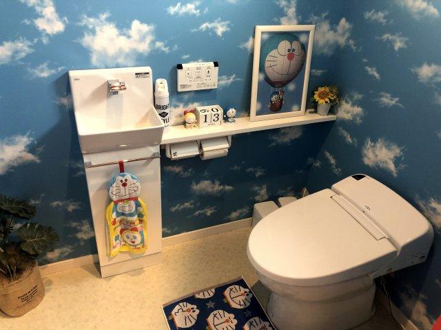 【トイレ】和歌山市杭ノ瀬◆築浅・駐車場4台以上