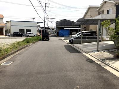 【周辺】和歌山市杭ノ瀬◆築浅・駐車場4台以上