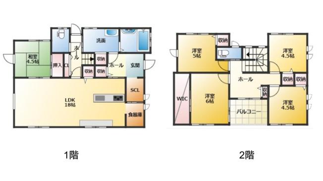 和歌山市杭ノ瀬◆築浅・駐車場4台以上