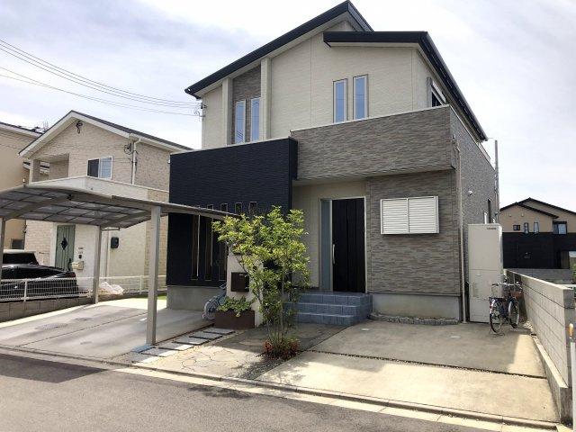 【外観】和歌山市杭ノ瀬◆築浅・駐車場4台以上