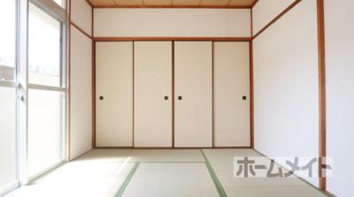 【和室】石田ハイツ